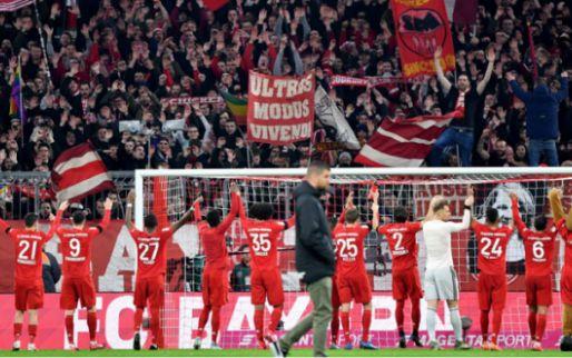 Afbeelding: Bayern kondigt flink statement aan: 'Tolerantie, respect, diversiteit, fair play'