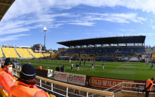 Afbeelding: Update: Wedstrijd tussen Parma en SPAL gaat tóch door na crisisoverleg