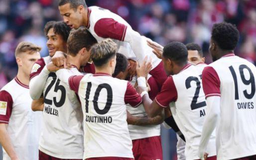 Afbeelding: Bayern München werkt verder aan ongeslagen status in Beiers feestduel