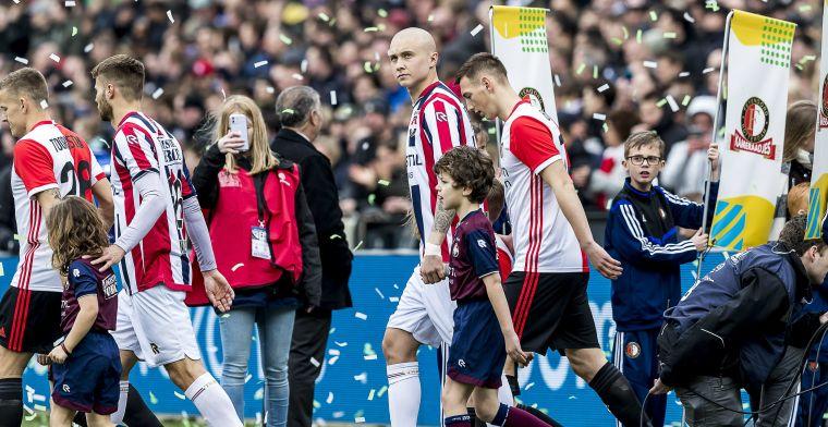Feyenoord 'overlegt met clubarts' en treft ook maatregelen vanwege coronavirus
