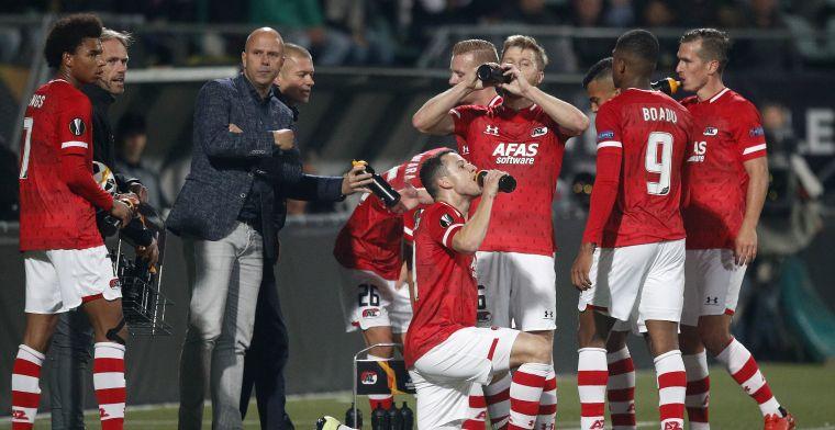 Slot ziet Stengs, Boadu en drie andere AZ'ers kans maken op EK-selectie Oranje