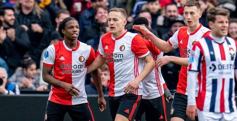 De Boer lyrisch: Daardoor voetbalt Feyenoord gewoon een stuk makkelijker