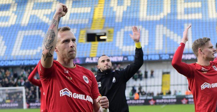 Antwerp staat virtueel op één punt van de Champions League: Gek, hé!