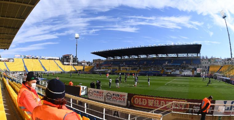 Serie A tot 3 april stilgelegd, alle inwoners van Italië moeten thuisblijven