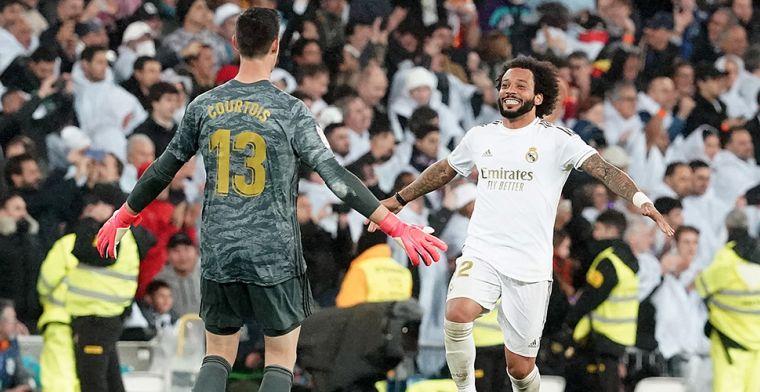 Real Madrid ziet twee spelers afhaken voor return tegen Manchester City