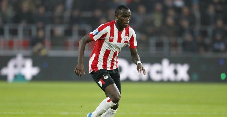 'Medelijden' met PSV-aankoop: 'Dat het een blinde voetballer is kon je al zien'