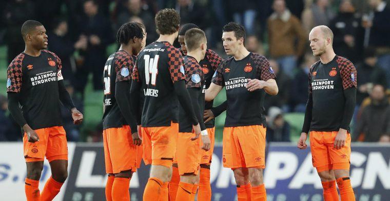 Coronavirus raakt Eredivisie: alle wedstrijden in Noord-Brabant afgelast
