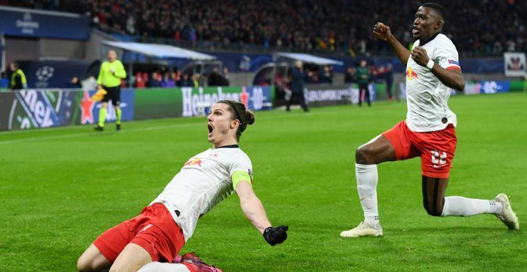 Geen Ajax-scenario voor gehavend Tottenham: martelgang in Leipzig
