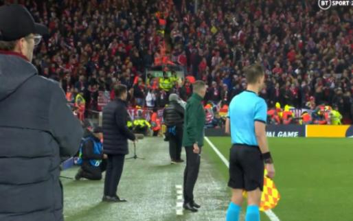 Atlético scoort in blessuretijd, Simeone denkt dat ze door zijn