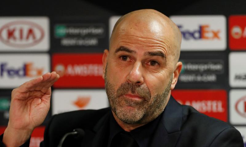 Afbeelding: Bosz doet oproep aan UEFA: 'Heb dit nog nooit meegemaakt, dit hoort niet'
