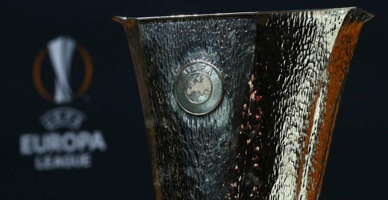 UEFA zet noodgedwongen streep door Spaans-Italiaanse Europa League-clashes