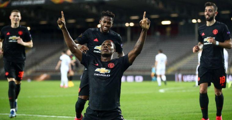 United en Basel met één been in kwartfinales Europa League, Basaksehir wint nipt