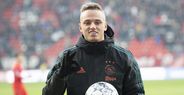 Lang achterna gezeten door Feyenoord-fans: Toen ben ik het stadion uitgerend