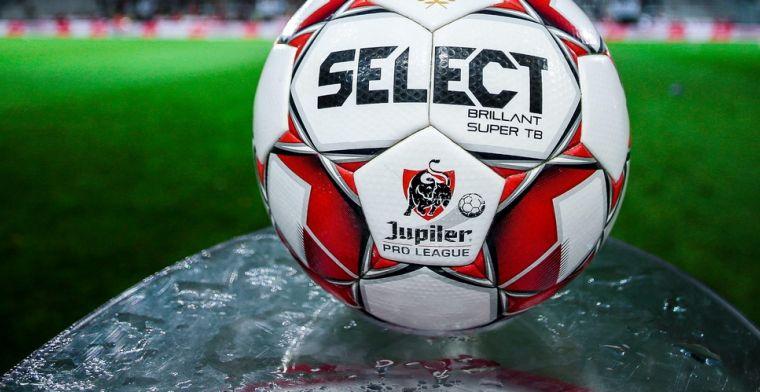 België volgt voorbeeld Nederland: Jupiler Pro League schrapt laatste speeldag