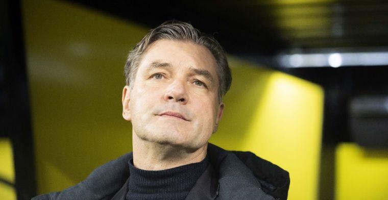 Dortmund-directeur zit met vragen: 'Waarom zouden we dat hier niet kunnen doen?'