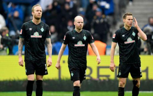Afbeelding: Duitse autoriteiten grijpen in: streep door Werder Bremen - Leverkusen