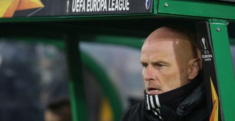 Kopenhagen-trainer is woest: 'De UEFA loopt weg van alle verantwoordelijkheid'