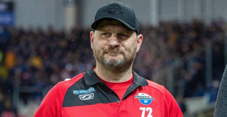 Update: Paderborn-trainer met de schrik vrij, club wacht resultaten van spelers af