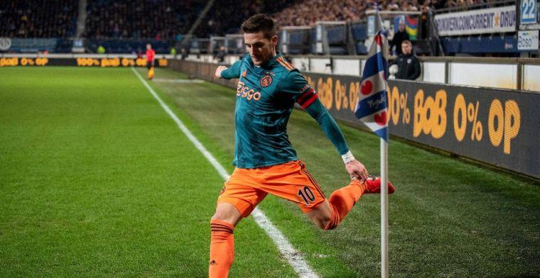 Tadic heeft duidelijk doel voor ogen: 'Eén wedstrijd verliezen al niet mogelijk'