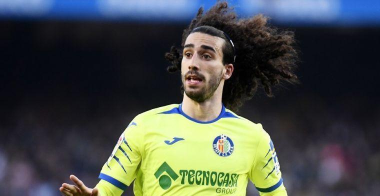 'Ajax-beul Cucurella kan voor vijfentwintig miljoen naar Europese topclubs'