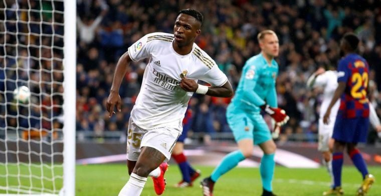 Geen Barça, maar Real: 'Paste beter bij mij, omdat talenten kansen krijgen'