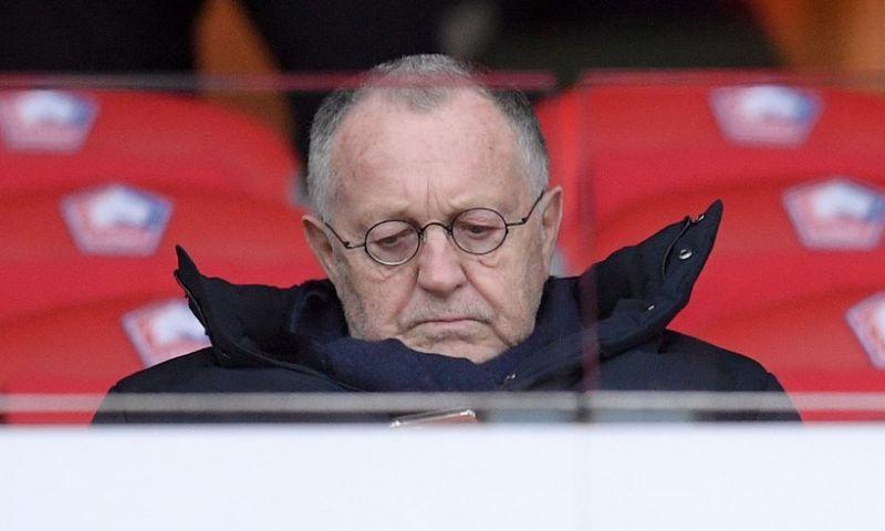 Afbeelding: Voorzitter Lyon haalt hard uit: 'Voetbal is nooit z'n sterkste punt geweest'