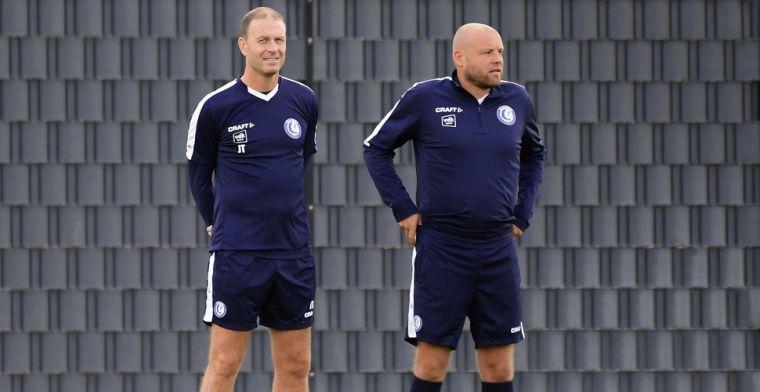 OFFICIEEL: Gent ontslaat met onmiddelijke ingang trainer en ex-speler Dupré