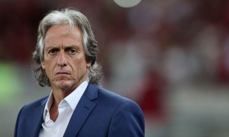 Afbeelding: Update: Flamengo-trainer Jesus blijkt na tweede test niet besmet met coronavirus