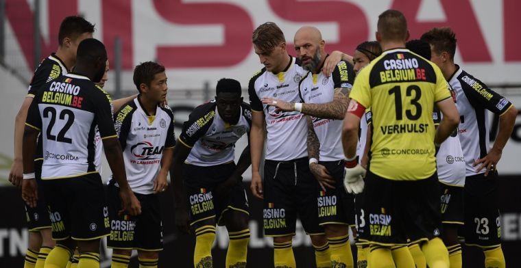 Lokeren-fans willen club redden en krijgen hulp van fans van Mechelen en Lierse