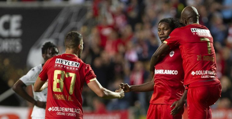 'Antwerp keert haar kar en sluit zich toch aan bij mediadeal met Eleven Sports'