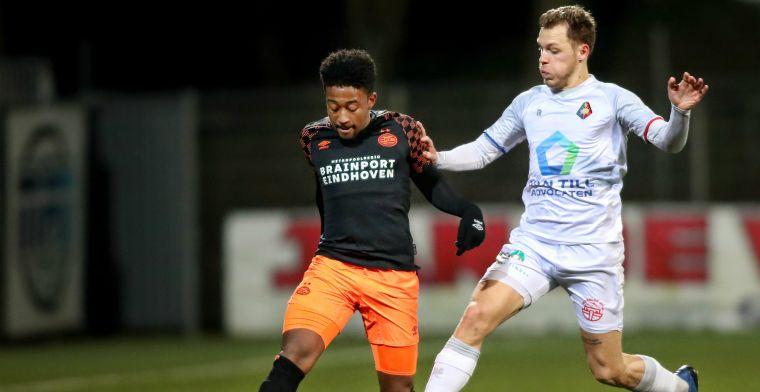 'Verliefd' op PSV: 'Het voelt alsof ik hier na mijn transfer al jaren zit'