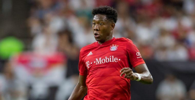 BILD ziet struikelblok voor Bayern met Neuer en Müller, Alaba overweegt transfer