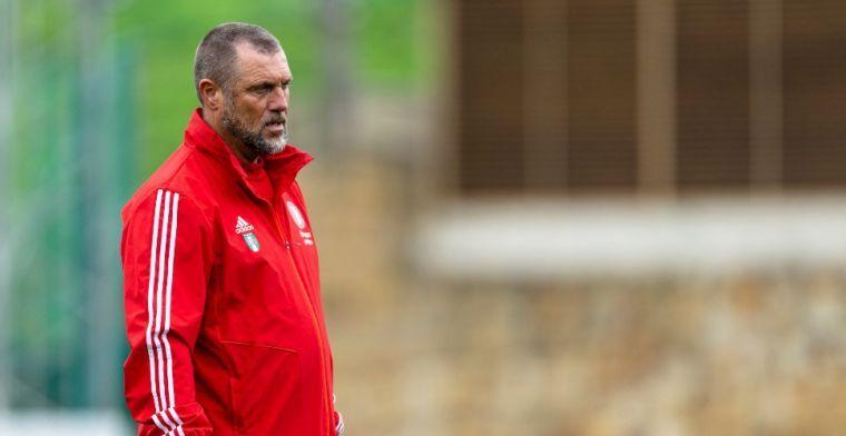 De Wolf verwacht binnenkort meer mooi Feyenoord-nieuws: 'Ga ik vanuit'