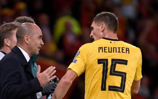 Afbeelding: Meunier blikt terug: 'Het mooiste moment uit mijn sportieve loopbaan als Belg!'