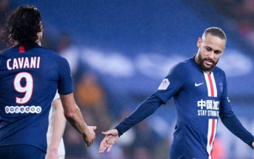 Afbeelding: 'Cavani wil niets weten van Haaland-pesterijen en neemt afstand van Neymar'