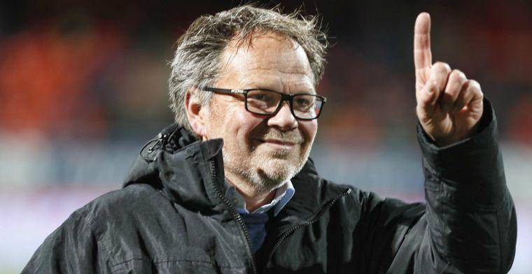 SC Cambuur al bijna Eredivisie-proof: 'Pijlsnel, die kun je goed gebruiken'