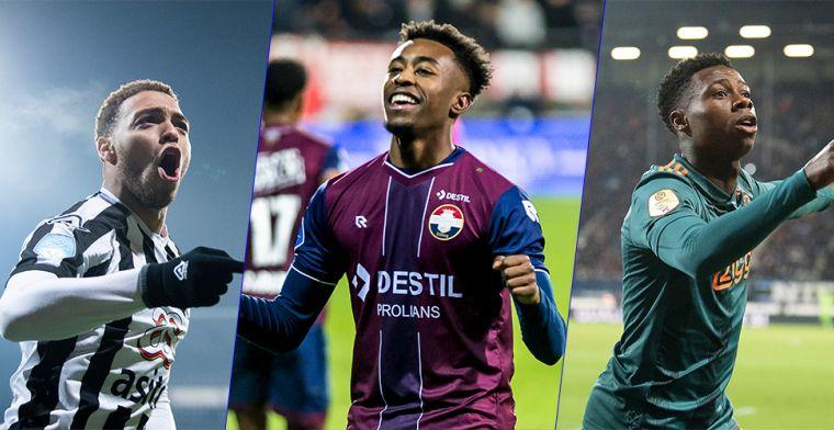 Ajax en Heracles hofleverancier: de 10 beste versterkingen van de Eredivisie