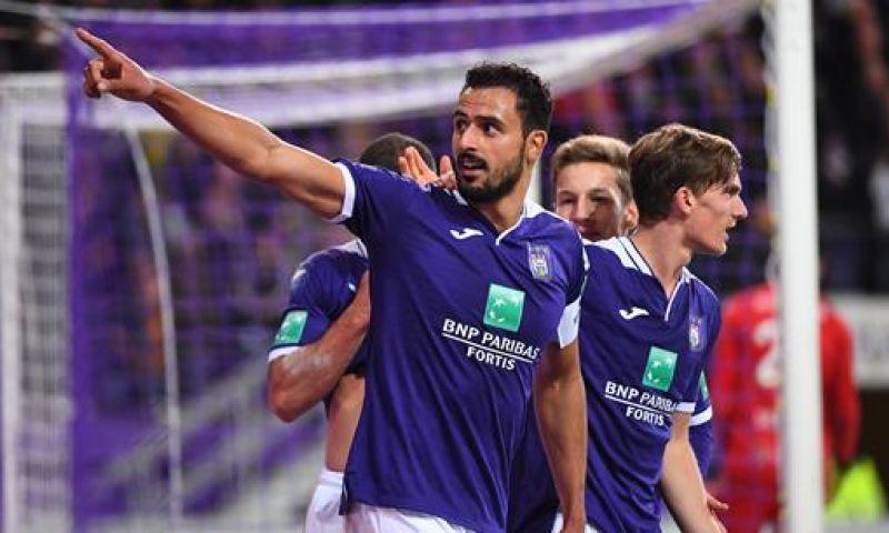 Afbeelding: 'Chadli geeft Anderlecht goede hoop op extra seizoen in het Lotto Park'