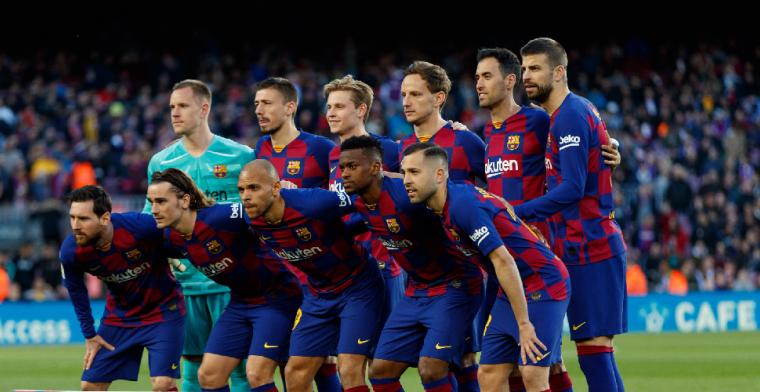 'FC Barcelona bepaalt volgende week of drastische ingreep nodig is'