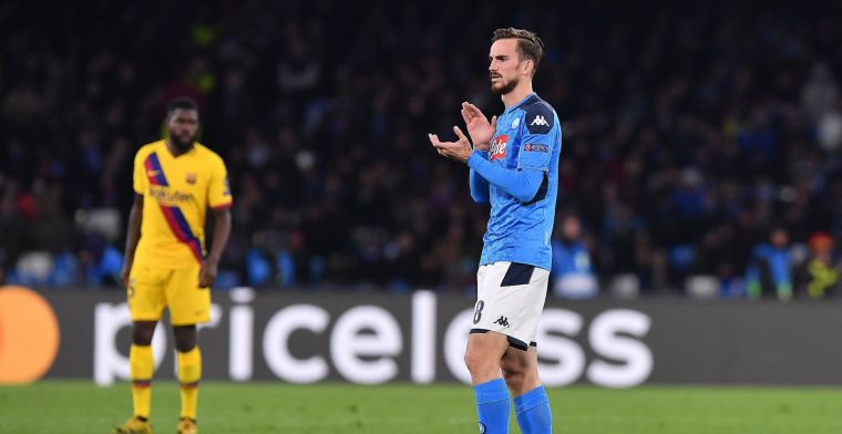 Gewilde Ruiz laat Napoli wachten na interesse: 'Geïnformeerd naar zijn situatie'