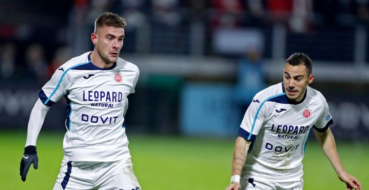 Virton zet als eerste Belgische profclub al haar spelers op 'technisch werkloos'
