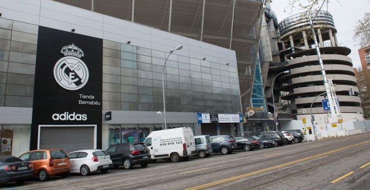 Real Madrid in diepe rouw na overlijden van voormalig voorzitter Sanz (76)