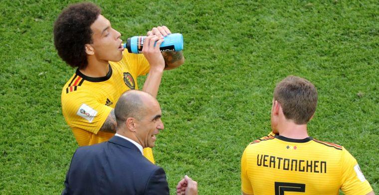Martinez verwacht geen Belgische leegloop: 'Spelers willen geschiedenis schrijven'