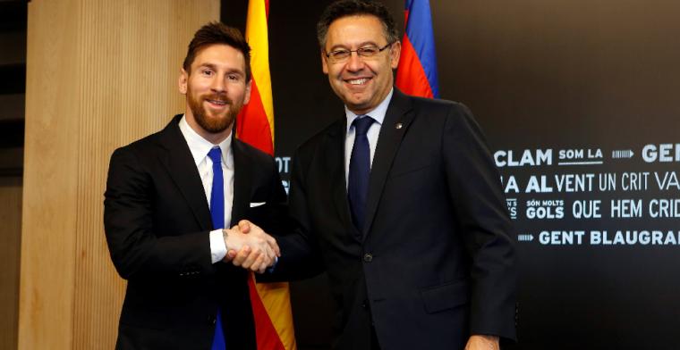 UPDATE: Marca komt met nieuws over Barça, nog geen akkoord met spelers