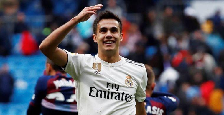 Verhuurde Real Madrid-back niet stellig over terugkeer: 'Voel mij geliefd hier'