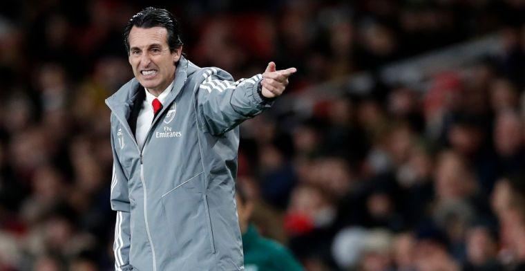 Emery wil aan de slag: 'Gesprekken gevoerd met verschillende Italiaanse clubs'