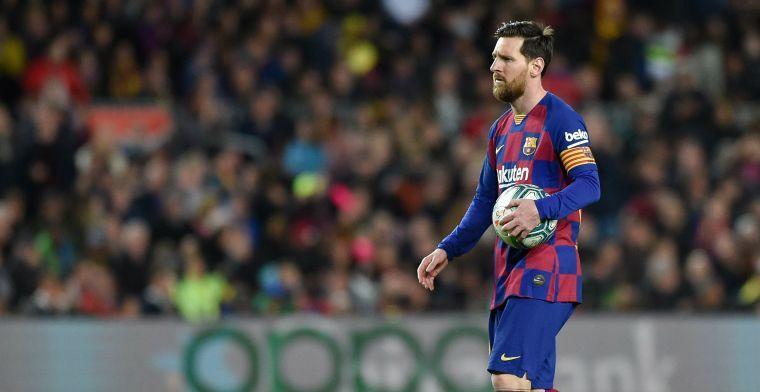 'Messi, Busquets en Piqué denken mee met Barça en zorgen voor opluchting'