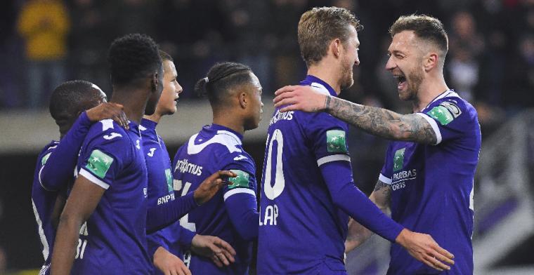 'Anderlecht wil miljoenen besparen en meldt zich bij de spelers'