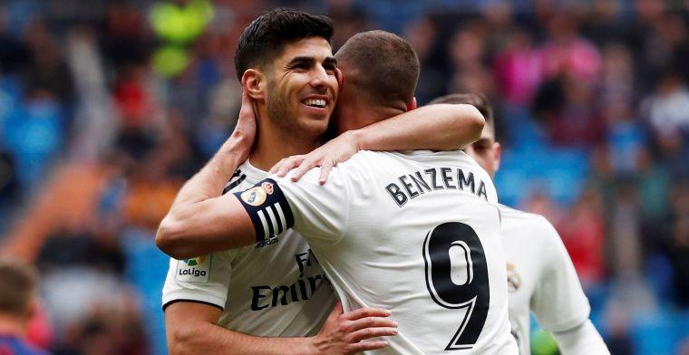 Asensio helpt Real Madrid aan FIFA-titel, Januzaj geraakt niet voorbij Llorente