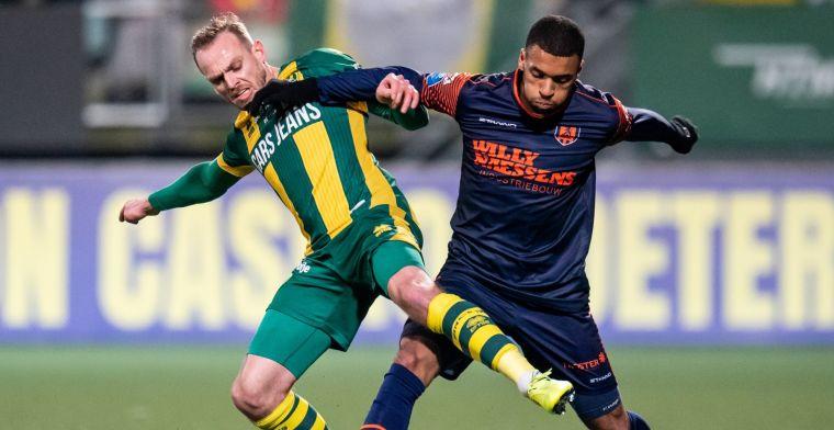 'Noodscenario Eredivisie: volgend jaar twintig clubs, Ajax naar Champions League'